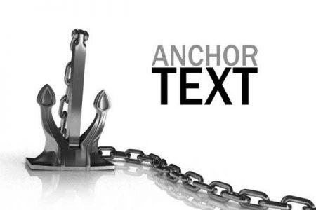 La importancia del Anchor text