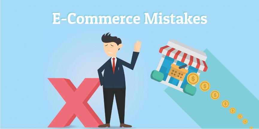 errores con ecommercs