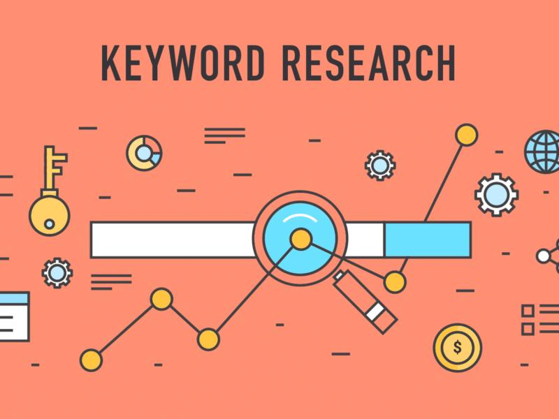 keyword research para la arquitectura web