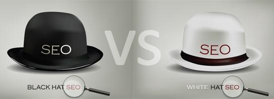 que es mejor el white hat o el black hat