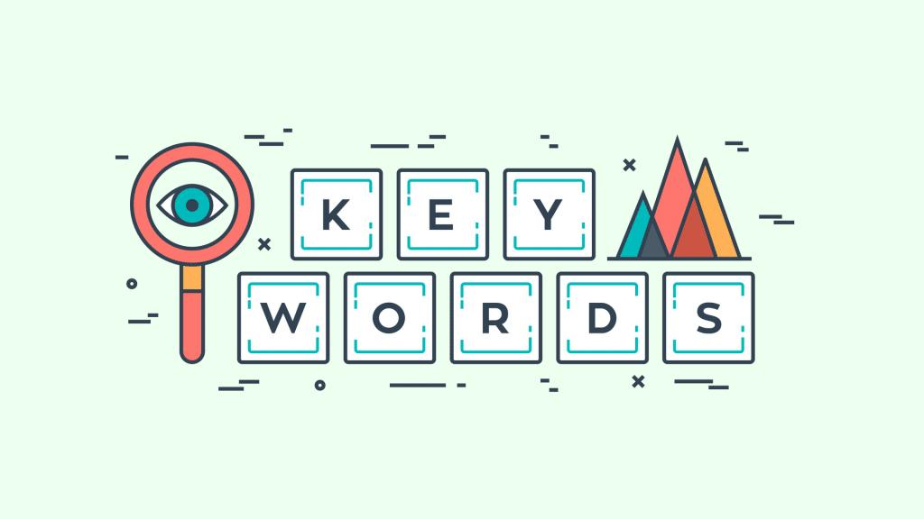 que son las keywords