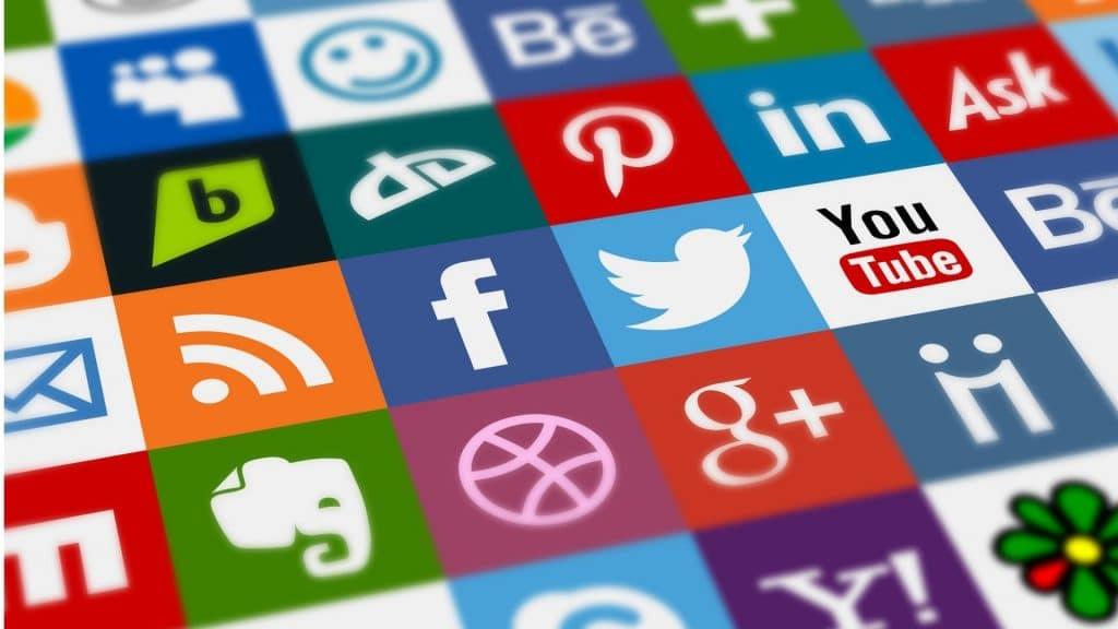 create una cuenta en cada red social