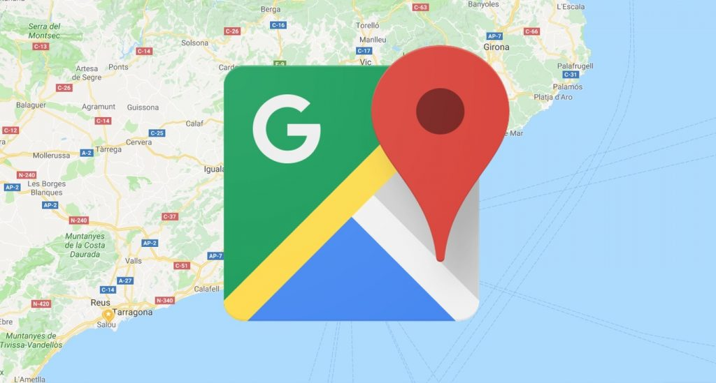añadir un mapa a tu web