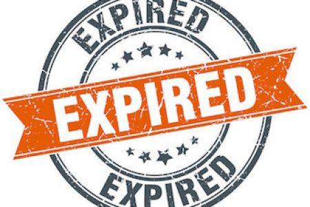 ¿Qué es un dominio expirado?