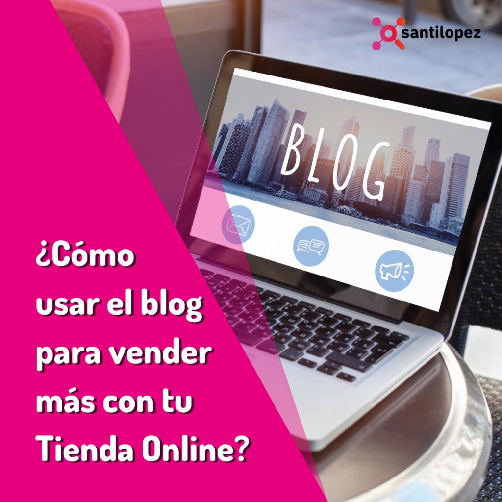 vende más en tu ecommerce con tu blog