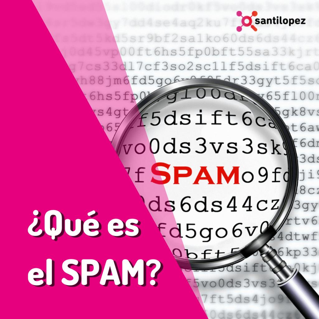 que es el spam